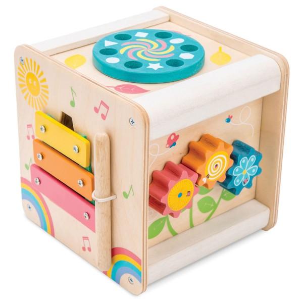 Kleiner Activity-Würfel / Petit Activity Cube