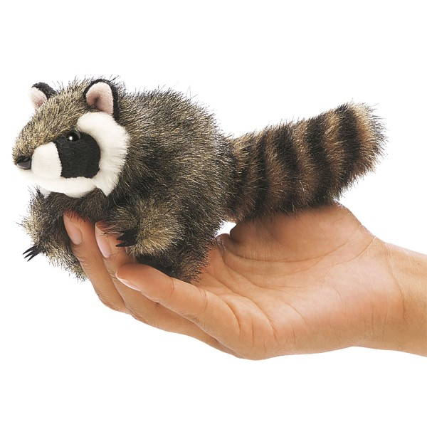 Mini Waschbär / Mini Raccoon