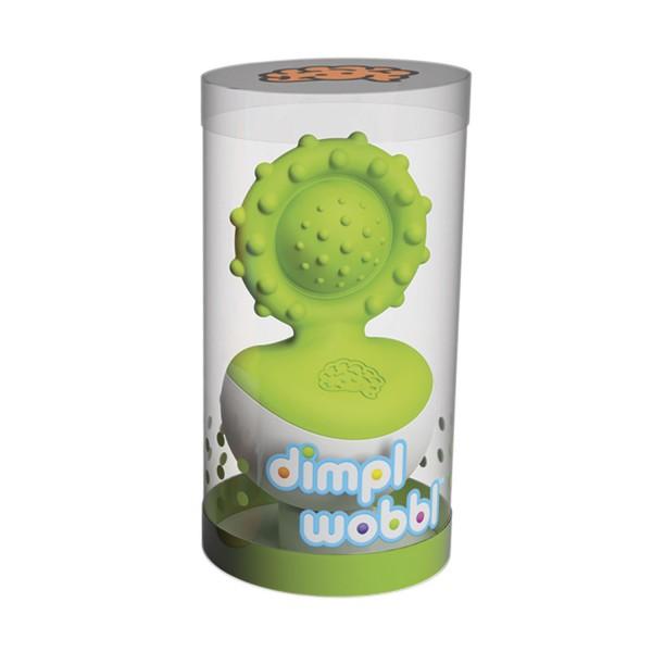 Dimpl Wobbl Green