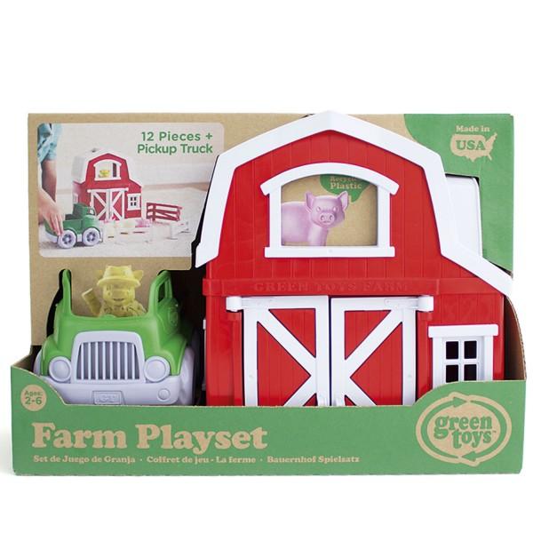 Bauernhof Spielset / Farm Playset