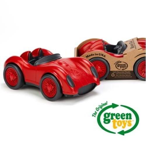 Rennwagen, rot / Race Car, red