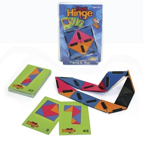 Ivans Hinge - Farbkombination nach Vorlagen