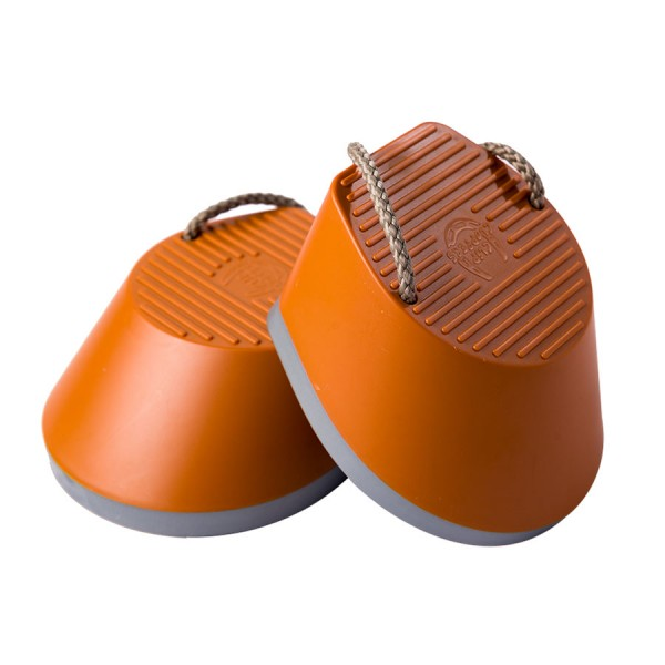 Clip Cloppers - brown