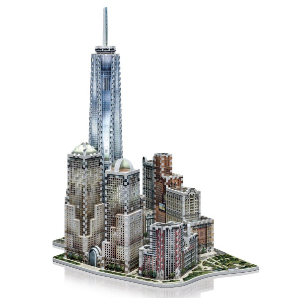 World Trade - New York Collection (3-d puzzle)