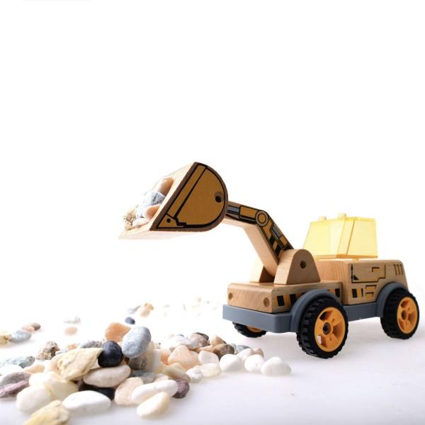 VAROOM Baufahrzeug: Bagger, Construction Vehicle: Shovel