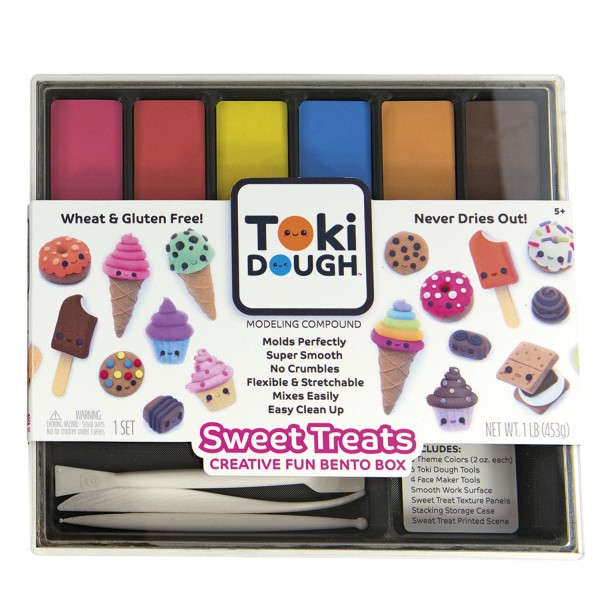 Toki Dough Bento Box - Sweet Treats