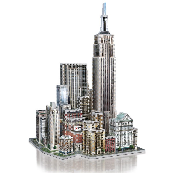 Midtown west - New York Collection (3-d puzzle)