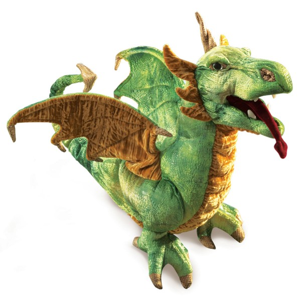 Lindwurm-Drache / Wyvern Dragon