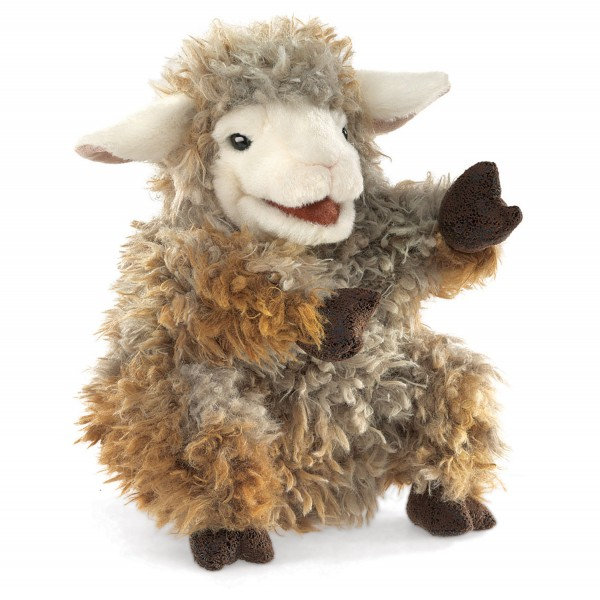 Wolliges Lamm / Woolly Lamb