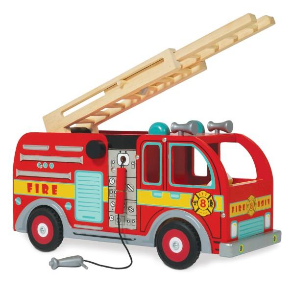 Feuerwehrwagen Set / Fire Engine Set
