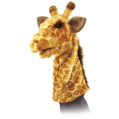Giraffe für die Puppenbühne / Giraffe Stage Puppet