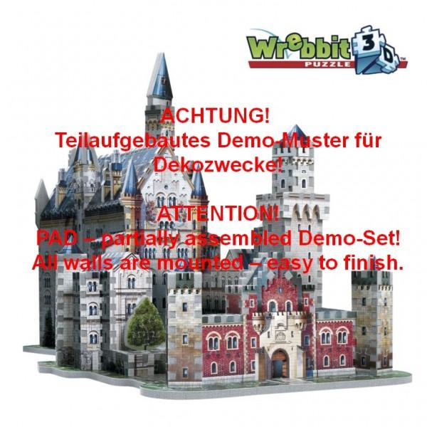 PAD - Schloss Neuschwanstein