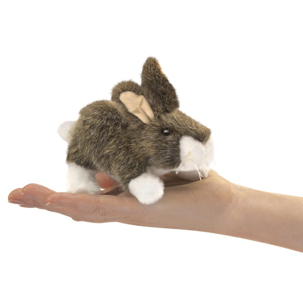 Mini Kaninchen / Mini Cottontail Rabbit