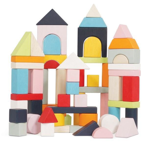 Bausteine & Tasche / Building Blocks & Bag