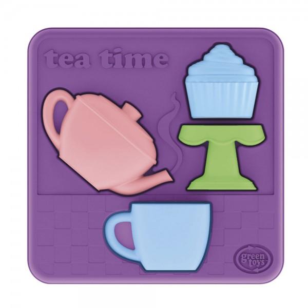 Teezeit 3D Puzzle / Tea Time 3D Puzzle