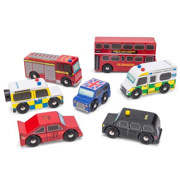 London Auto Set / London Car Set