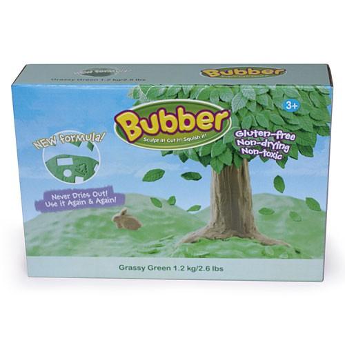 Bubber Box, 1200 g - grün / green