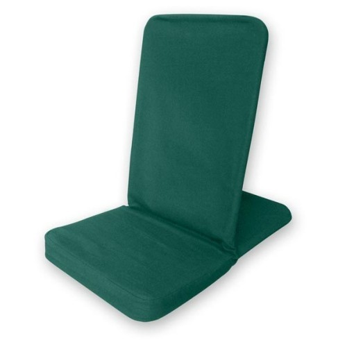 Bodenstuhl faltbar abwaschb.Forest green/ Folding Backjack Extreme Forest gree