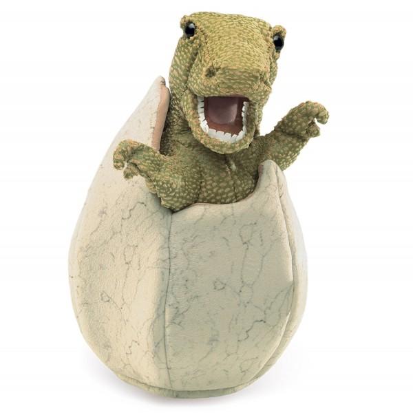 Saurierbaby im Ei / Dinosaur Egg