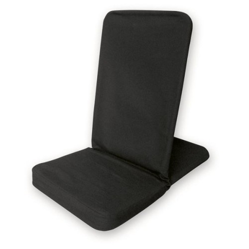 Bodenstuhl XL - schwarz / XL- Backjack- black