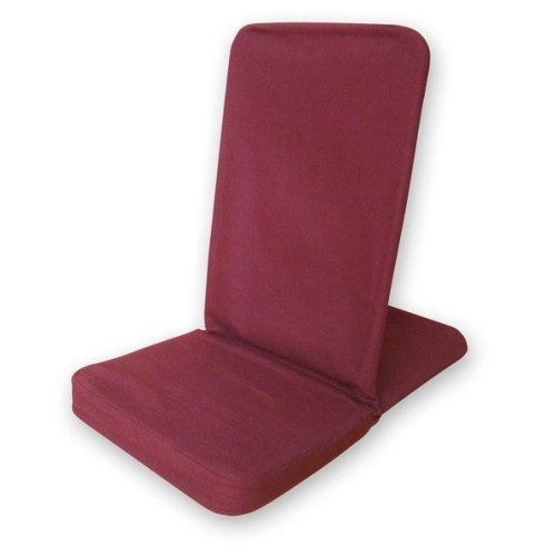 Backjack Ersatzbezug XL - burgunderrot / Replacement Cover XL - burgundy