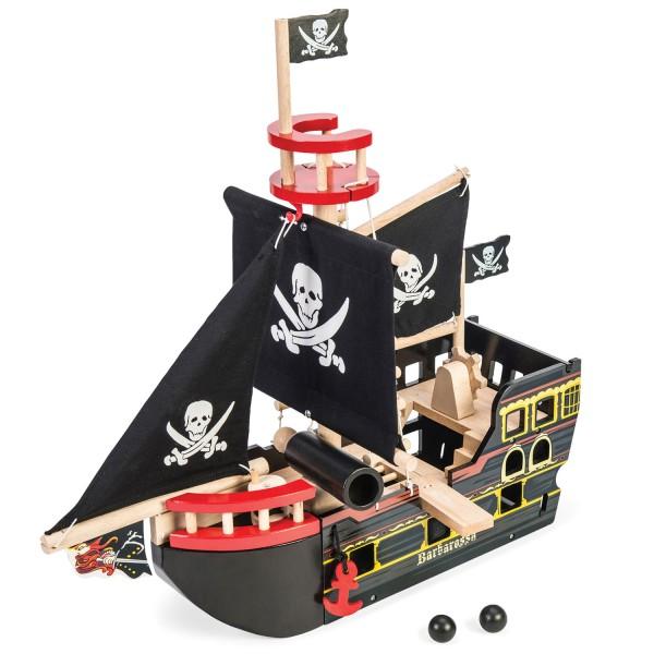 Barbarossa Piratenschiff / Barbarossa Ship