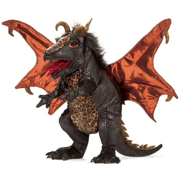 Schwarzer Drache / Black Dragon