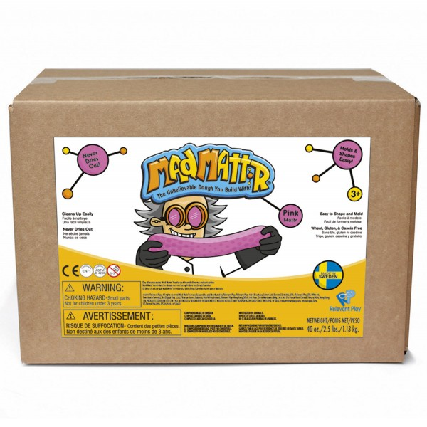 Mad Mattr Big Pack, 1130 g - pink