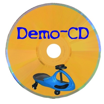 Kids-CAR Demovideo-DVD