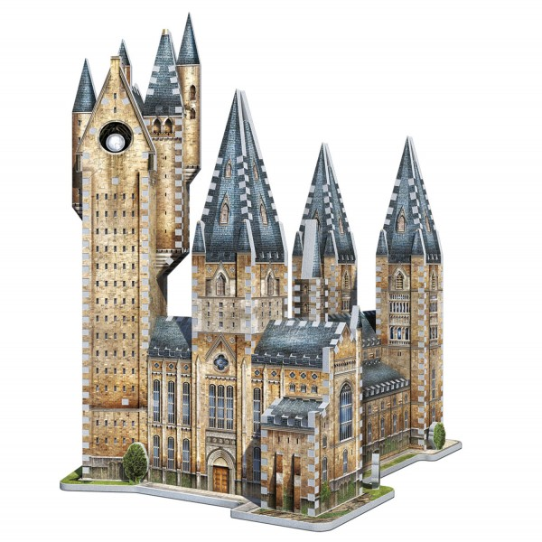 Hogwarts Astronomy Tower (3-d puzzle)