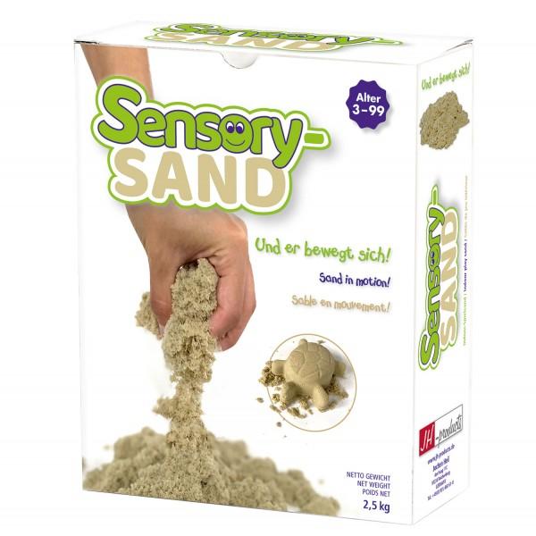 Sensory Sand 2,5 kg - kinetischer Sand