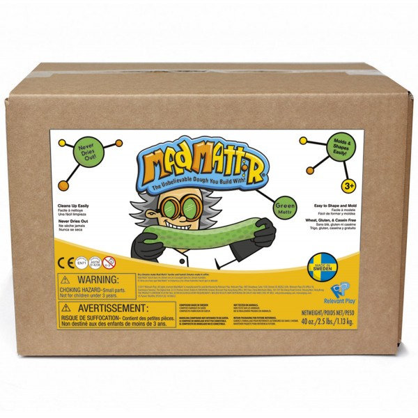 Mad Mattr Big Pack, 1130 g - grün / green