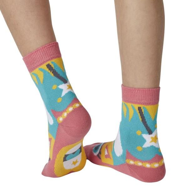 Fee Twinkle Sockenpuppe MAGIE Größe 31-34-(7-8 J.)