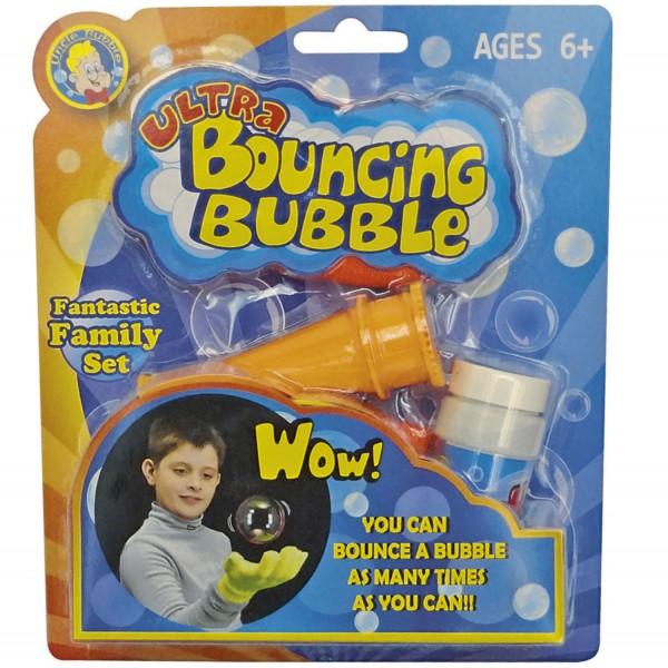 Bouncing Bubble/Seifenblasen zum Werfen und Fangen