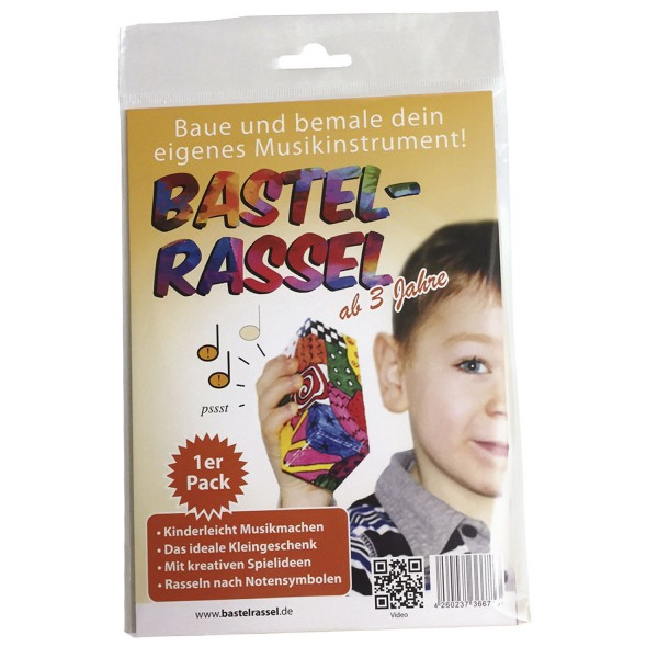 Bastelrassel - Einzelpack / Craft & Shake - single pack