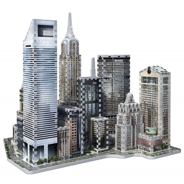 Midtown east - New York Collection (3-d puzzle)