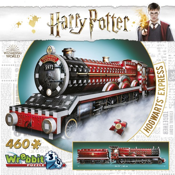 Hogwarts Express Train Harry Potter (460 pieces)