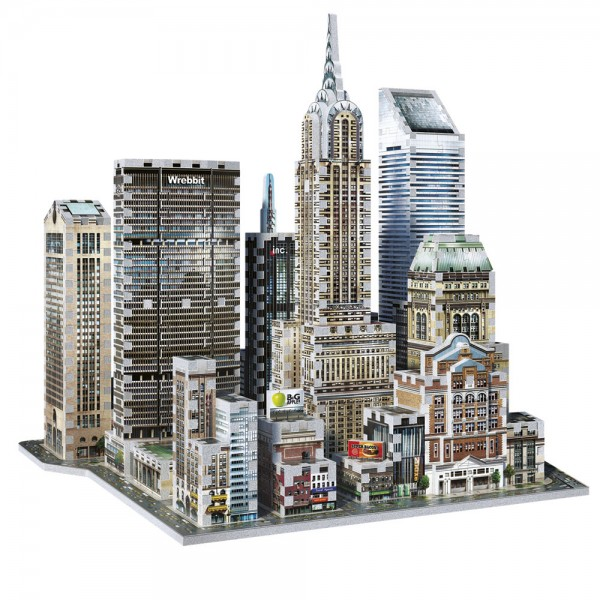 Midtown EAST - New York Collection / 3D-Puzzle