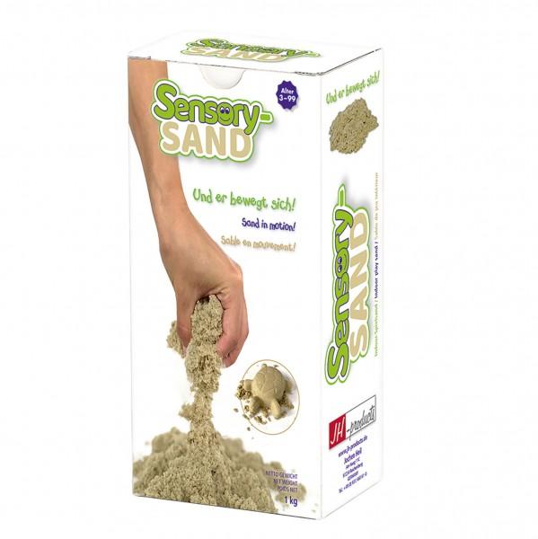 Sensory Sand 1,0 kg - kinetischer Sand