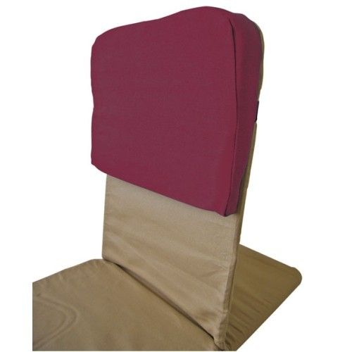 Backjack Polsterkissen XL - burgunderrot / Cushions XL - burgundy