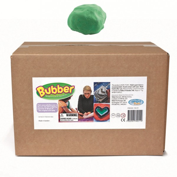 Bubber Giant New 2600 g, green