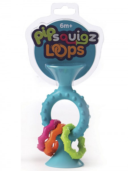 PipSquigz Loops - türkis / teal