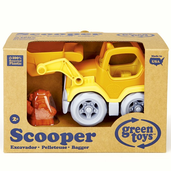 Baustellen Radlader/ Scooper - Construction Truck