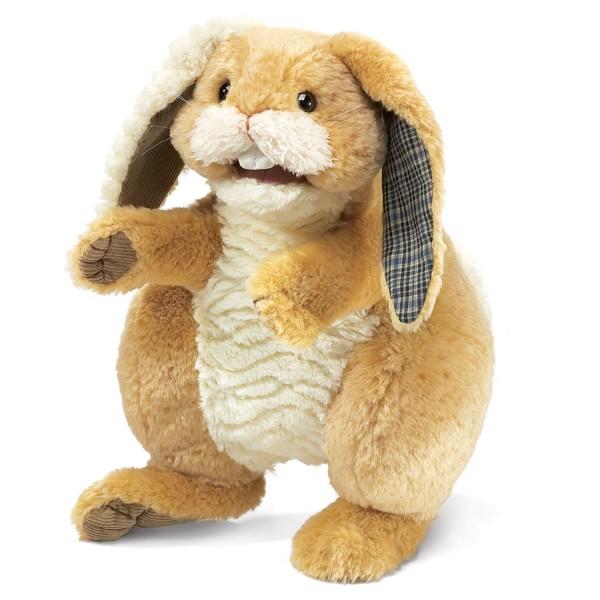 Patchwork Hase / Patchwork Rabbit