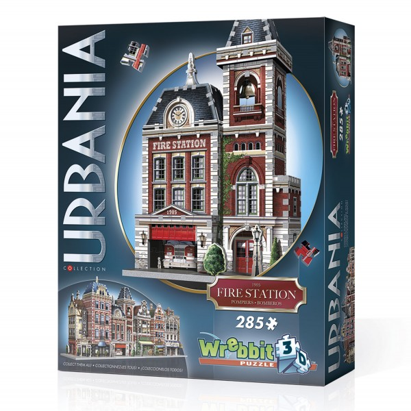Urbania: Feuerwache / Fire Station