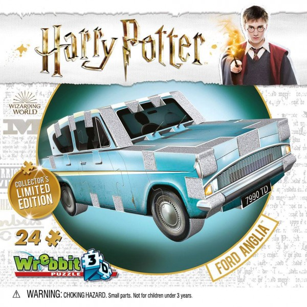 WSP-0003 FORD ANGLIA PROMO Harry Potter