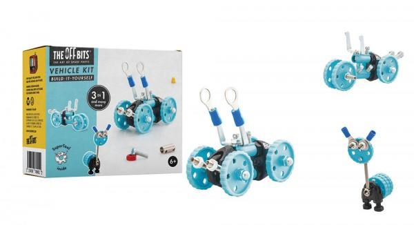 Vehicle Kit - Blue Car - GearBit