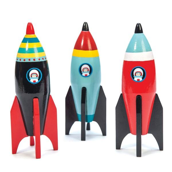Weltraumrakete / Space Rocket