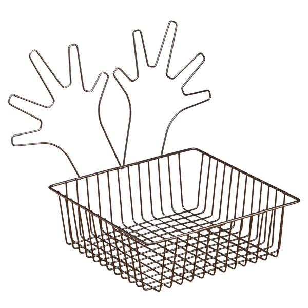Finger Puppet Bin - Metal