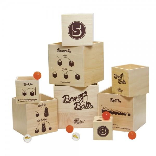 Box N Balls - Springball / Jumping Balls